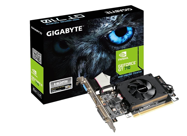 Gigabyte GeForce GV-N710D3-2GL